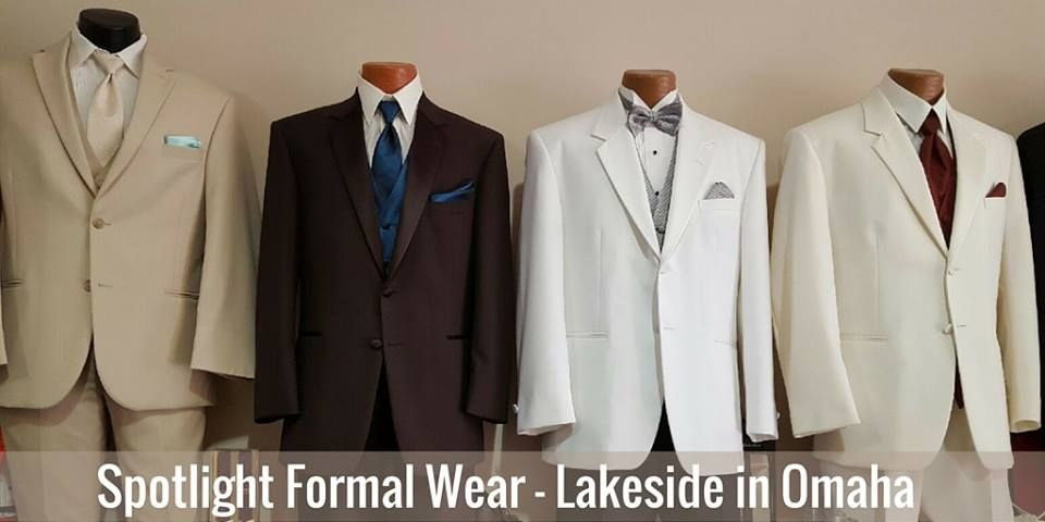 We just set out these stunning new arrivals at our Spotlight Formal Wear Lakeside…