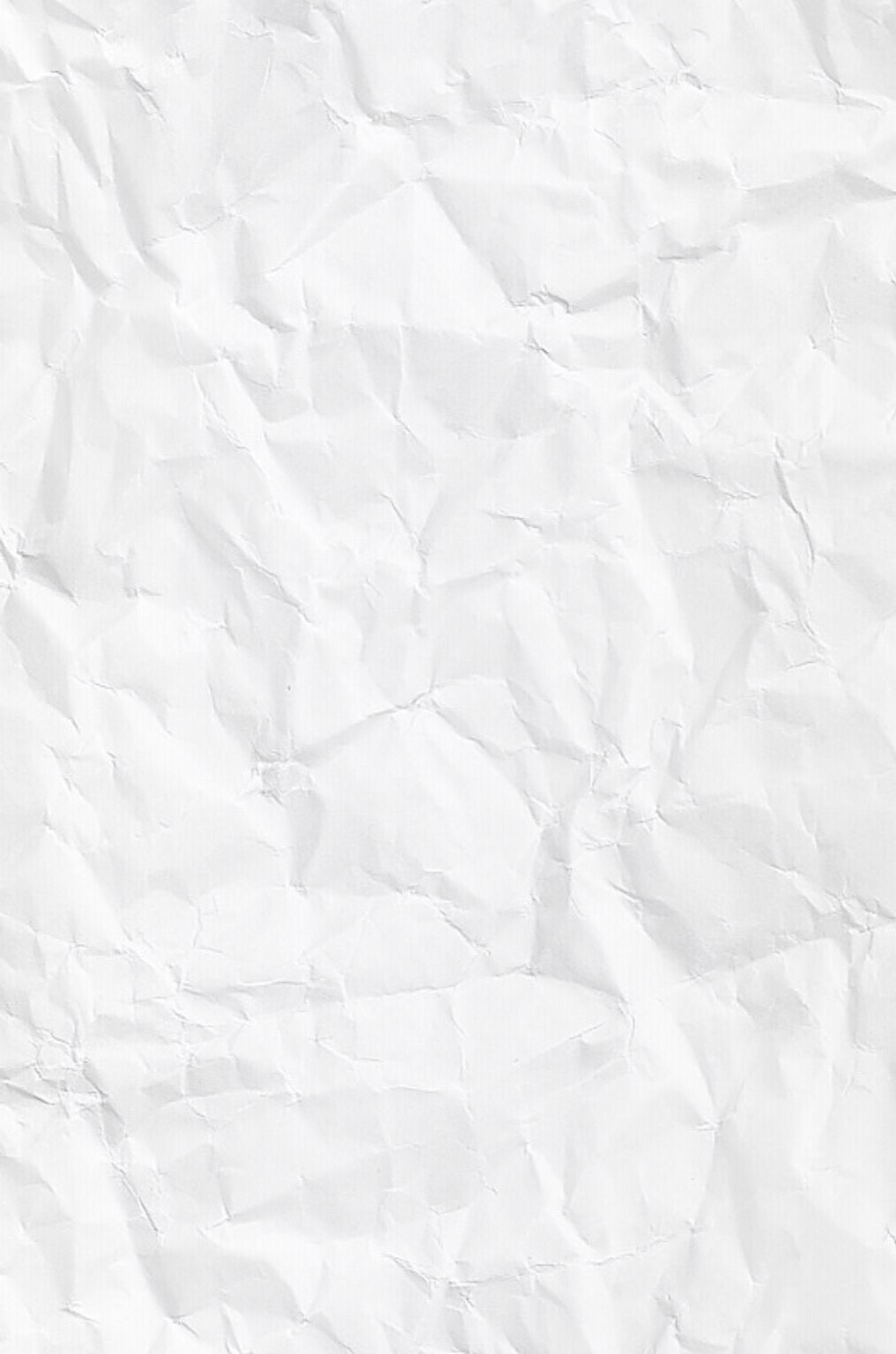 Mimadeo wrinkled paper wallpaper White background