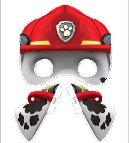 disfraz casero patrulla canina Marshall