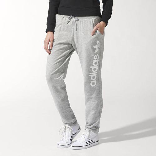 Grey Track Pants | adidas US