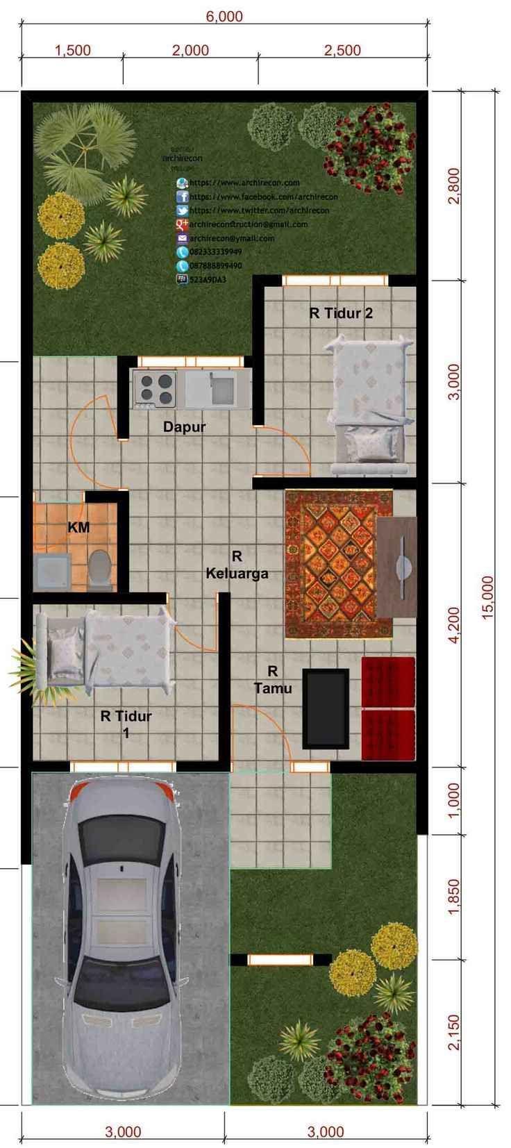 100 Contoh Gambar Unik Rumah Minimalis 2 Lantai Modern Type 36 Desainrumahminimalistampakdepan Desainrumahminimalisk Rumah Minimalis Rumah Tata Letak Rumah Denah rumah type 36