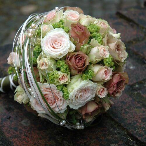 Über 350 Ideen für euren Brautstrauß!