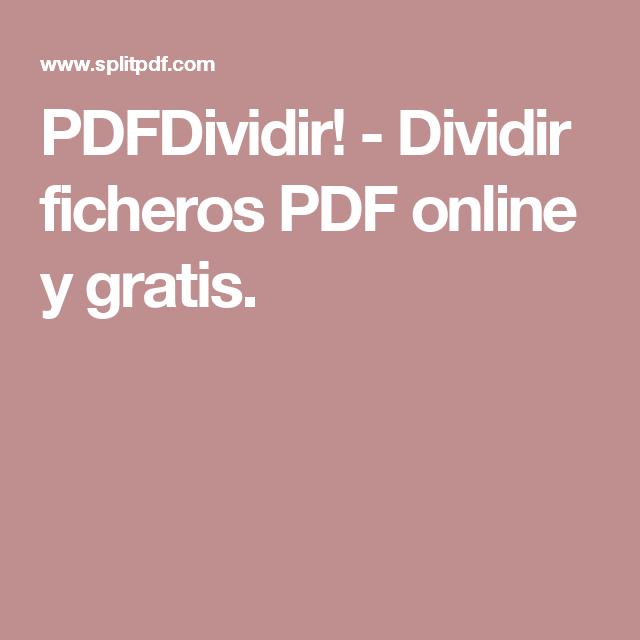 Programas para mesclar PDF - hrm-soft.com