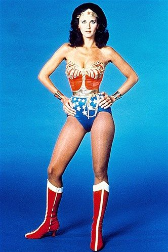 Lynda Carter En La Mujer Maravilla Disfraz Mujer