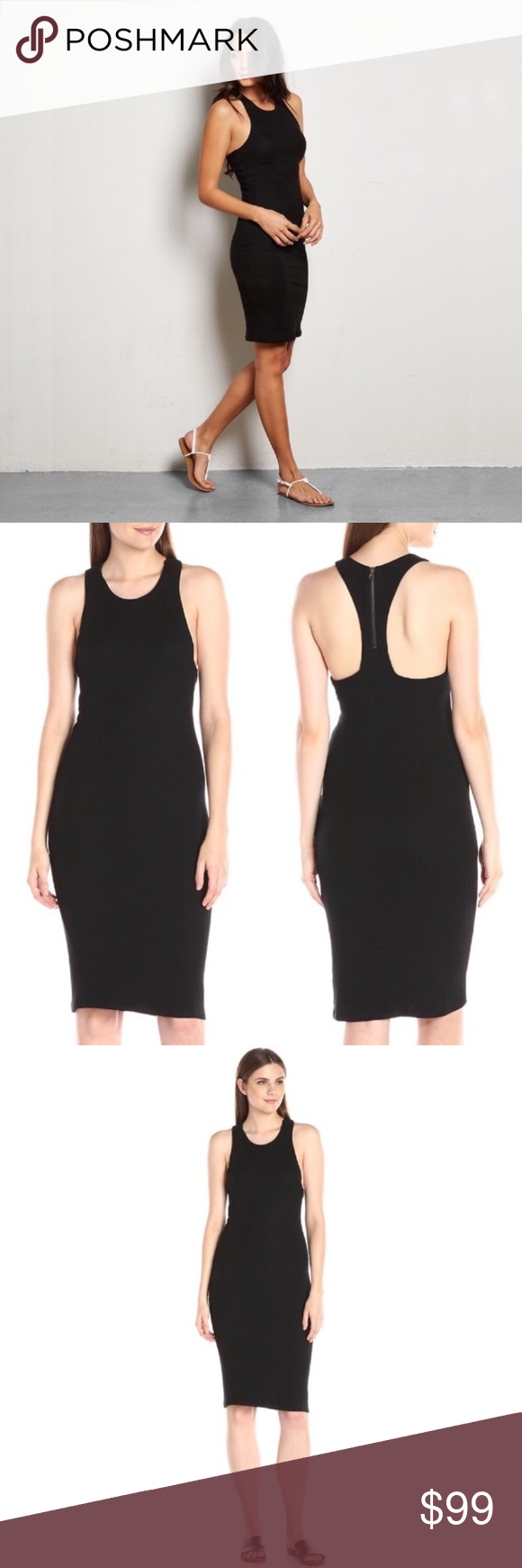 Clearance Super Soft Ribbed Racerback Dress The Most Unbelievably Soft Comfortable Fabric In A Casual L Ribbed Racerback Dress Racerback Midi Dress Fashion [ 1740 x 580 Pixel ]