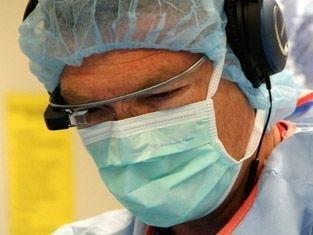 Google Glass é usado em hospital para identificar pacientes via QR Code