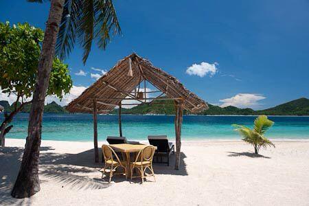 El Nido Beach Pangalusian Island Palawan Philippines