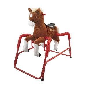 Rockin\' Rider Lucky Spring Horse   Plush