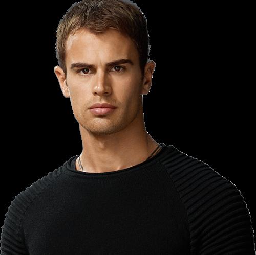 Tobias Eaton Serie Divergente Divergente Cuatro Theo James