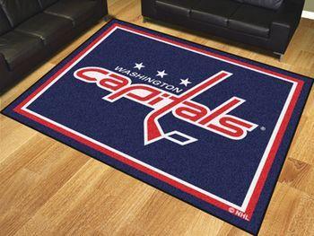 NHL - Washington Capitals 8x10 Rug