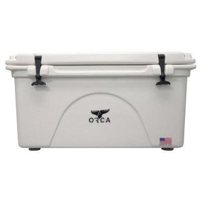 ORCA 75 White Cooler