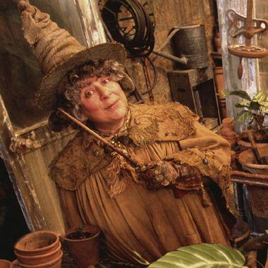 Prof. Pomona Sprout - Herbologist