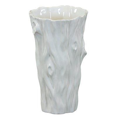 Urban Trends 70345 Ceramic Vase, Width	6 inches Height	10 inches $44