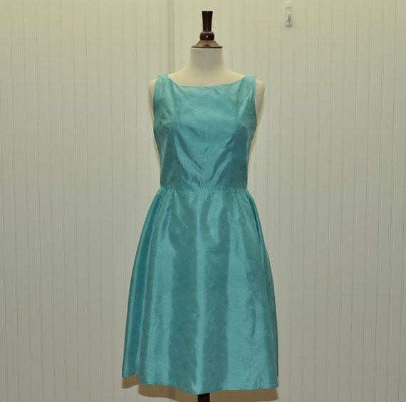 Vintage 1960 Cocktail  Prom Party Bridesmaid by BettyJeanVintage, $120.00