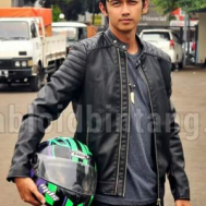 Jaket Anak Jalanan Mondi Leather Jackets Pinterest - Hairstyle mondi anak jalanan