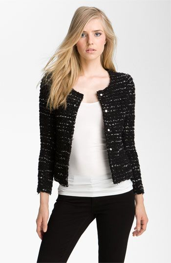IRO Tweed Jacket available at Nordstrom | Sexy girl wardrobe ...
