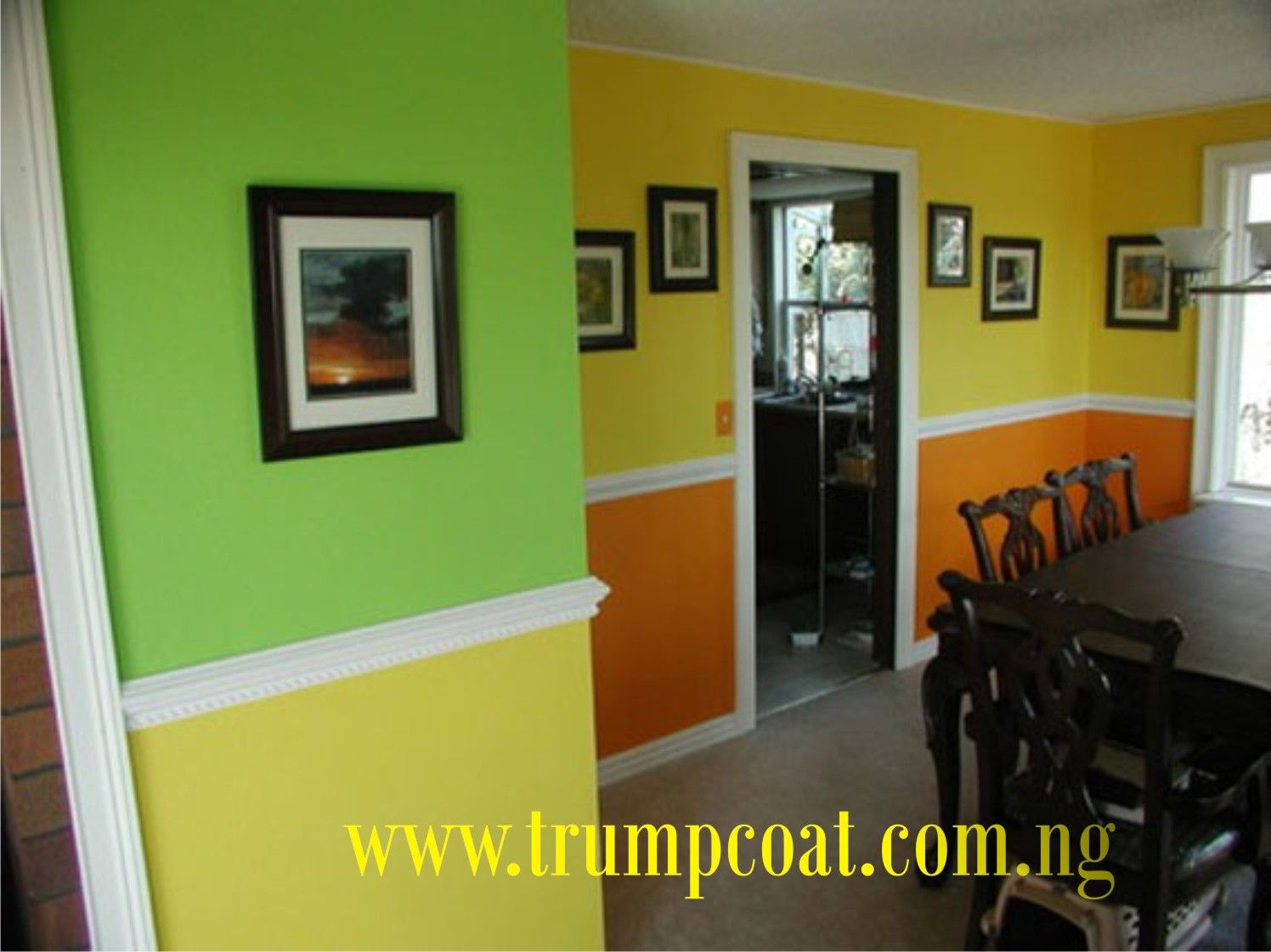 Professional Painting Contractor Properties 1 Nigeria With