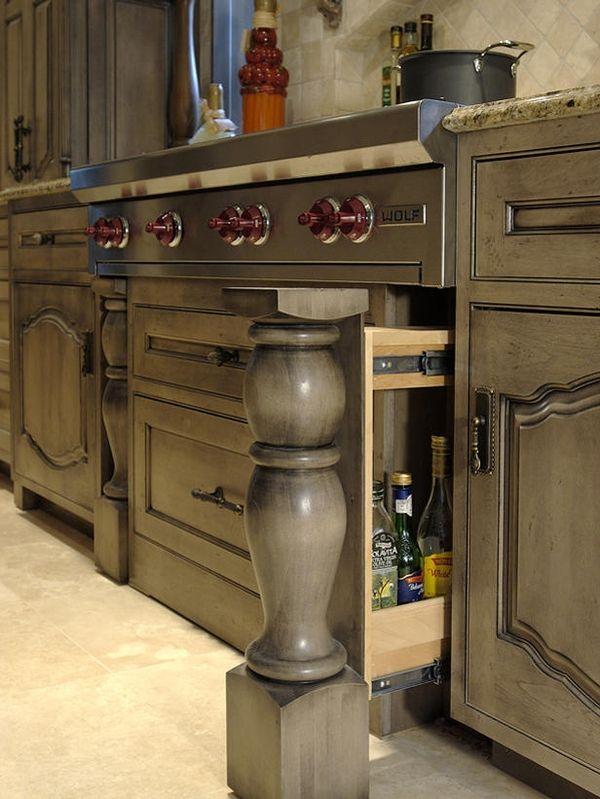 Tuscan Kitchen I Think Like The Grey