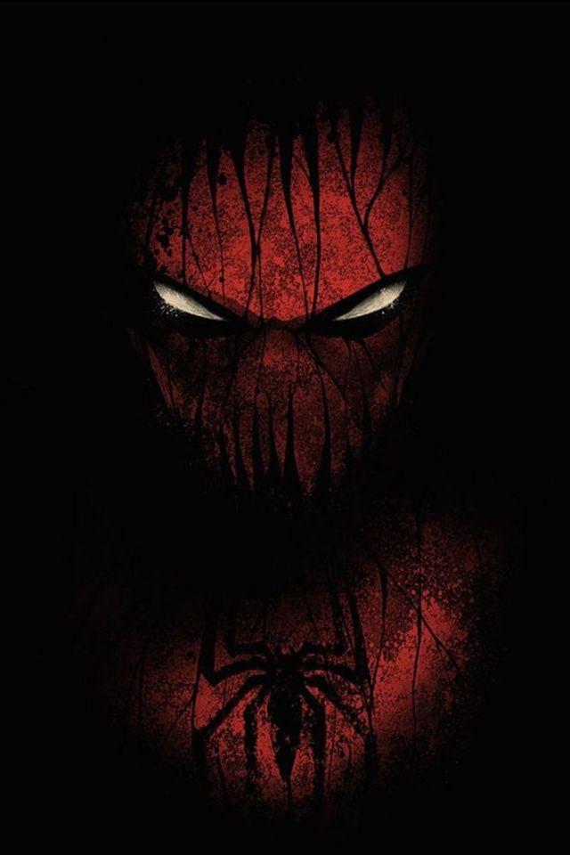 Iphone 4 Spiderman Wallpaper Wallpapersafari Deadpool