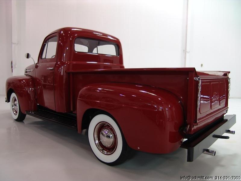 1952 Ford F1 Pick Up Truck Daniel Schmitt Company 1952 Ford Truck Ford 1951 Ford Truck