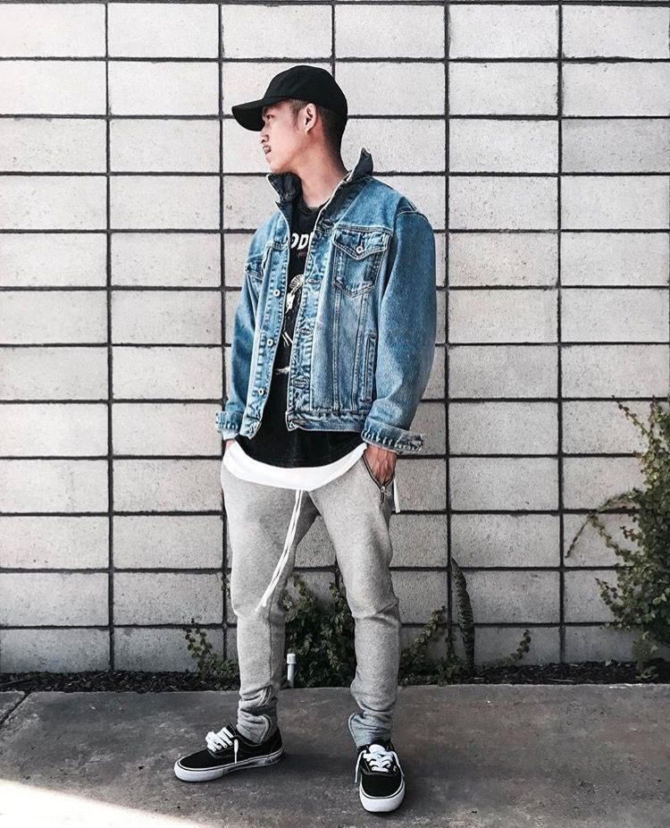 wysoka moda tani unikalny design streetwear #fog #vans #mensfashion in 2019 | Mens fashion ...