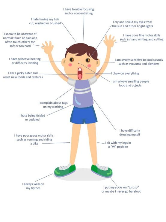 Toys For Sensory Processing Disorder : Explaining sensory processing disorder spd to family