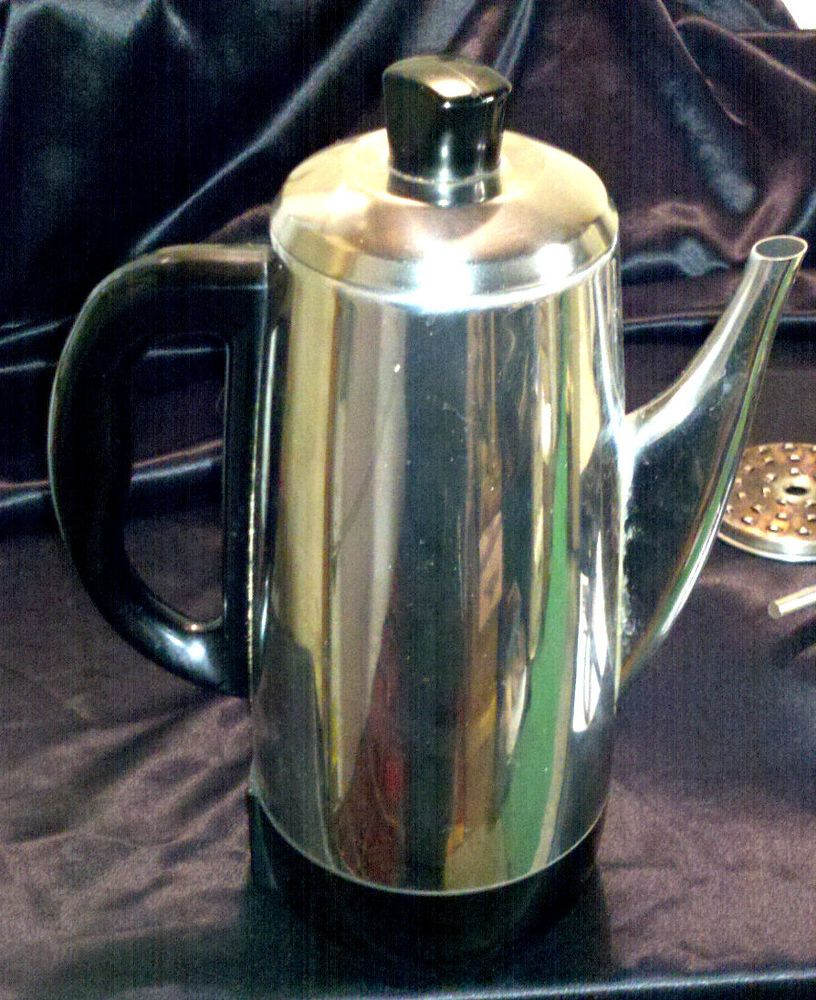 vintage hamilton beach percolator stainless steel coffee maker pot parts repair