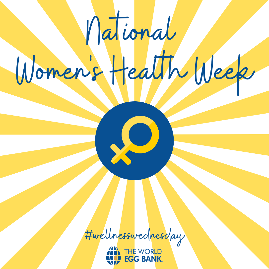 It's National Women's Health Week! Celebrate with us on ...