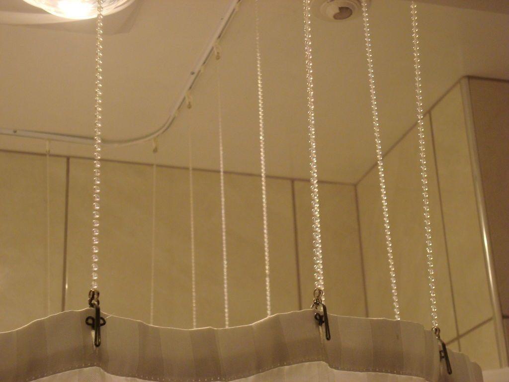 Shower Curtain Chain Hooks
