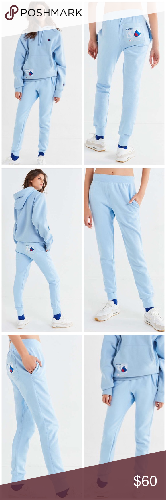 CHAMPION x UO Reverse Weave Jogger Sweat Pants CHAMPION x