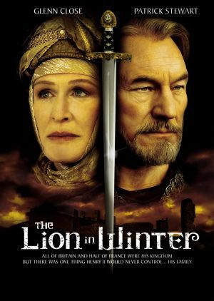 Poster For The Lion In Winter Winter Movies Patrick Stewart Movie Posters