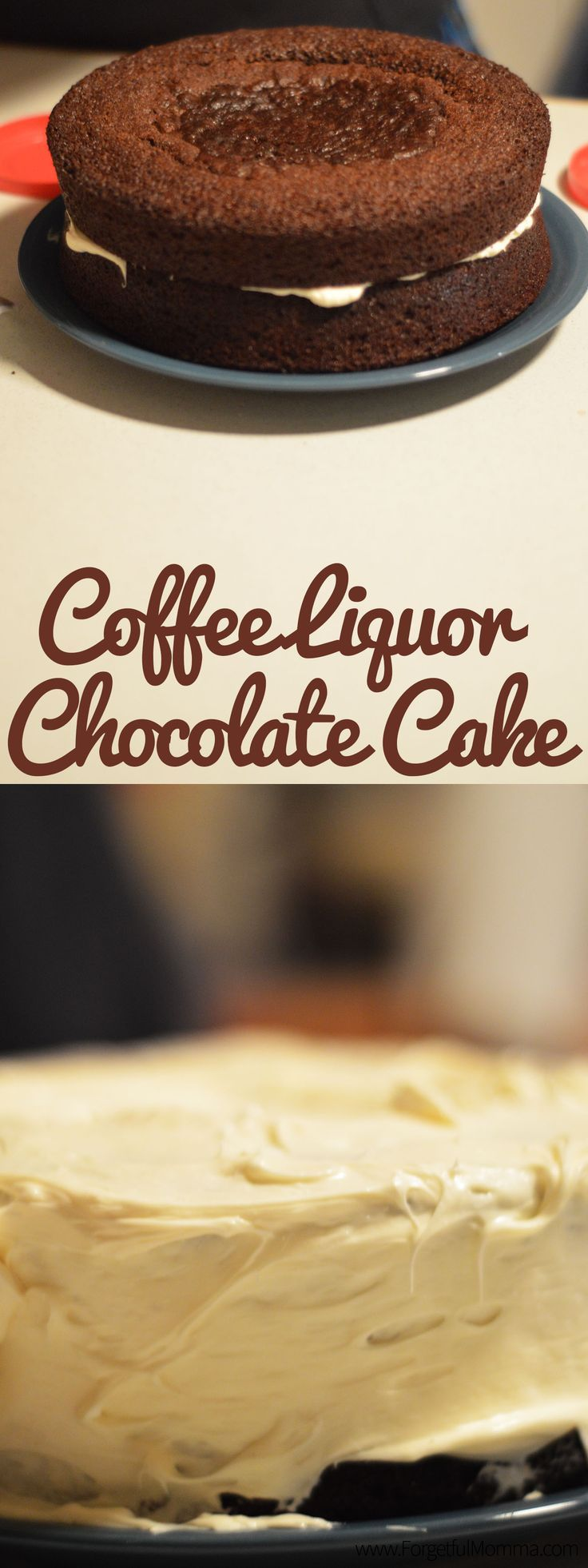 Tasty Tuesday: Coffee Liquor Chocolate Cake Day | Recipe ...