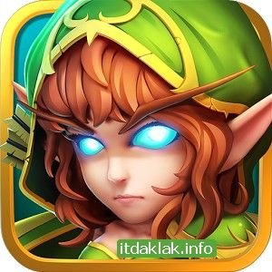Best Games Apps For Android Mobile: Game Heroes & Titans
