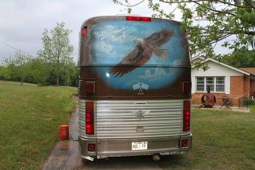 1983 Eagle (Former Willie Nelson Tour Bus) - Tyler Tx 1983 ...