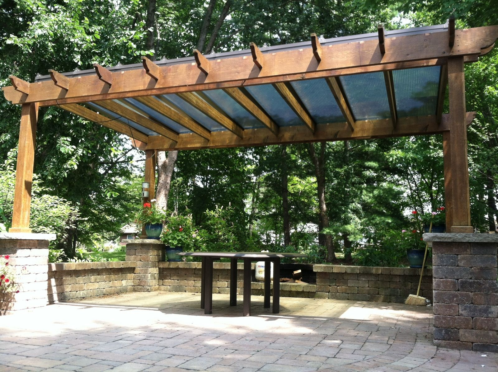 Pergola Covers - Canopy Covers   BrightCovers™   Bright ...