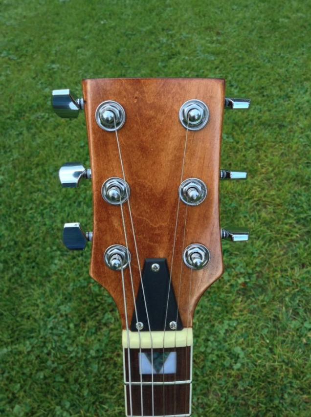 Nick - DIY Guitar Build - The FretWire