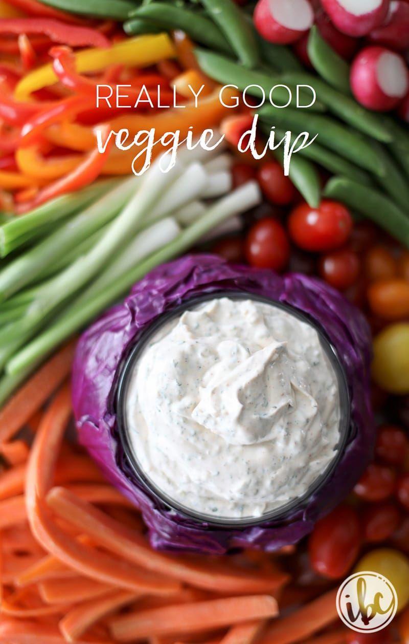 This Really Good Veggie Dip Is Actually The Best Vegetable Dip In 2020 Veggie Dip Vegetable Dip Recipe Veggie Dip Recipe