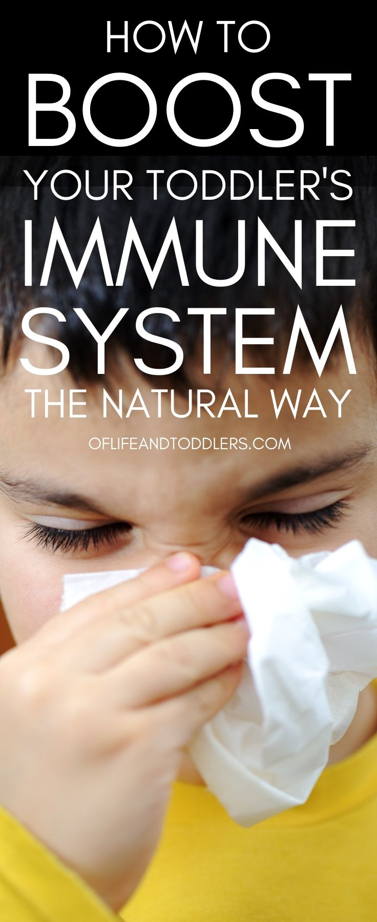 8 Simple Ways to Naturally Boost Your Toddler's Immune ...