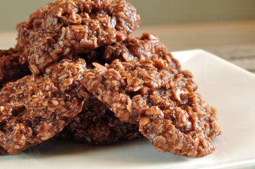 mudpie - Cocoa/coconut/ oats  . . . delish!