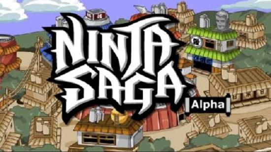 ninja saga mod apk android 1