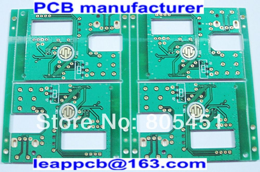 Find More Multilayer Pcb Information About 1 2layer Quick Turn Pcb