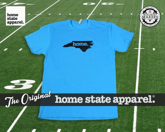Football Season Special Edition North Carolina Home shirt Men s Unisex Panthers  Playoffs a44f9fa48498