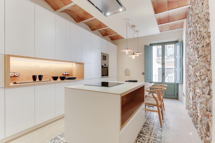 Casa Sant Josep De Lara Pujol Con Imagenes Disenos De Cocinas
