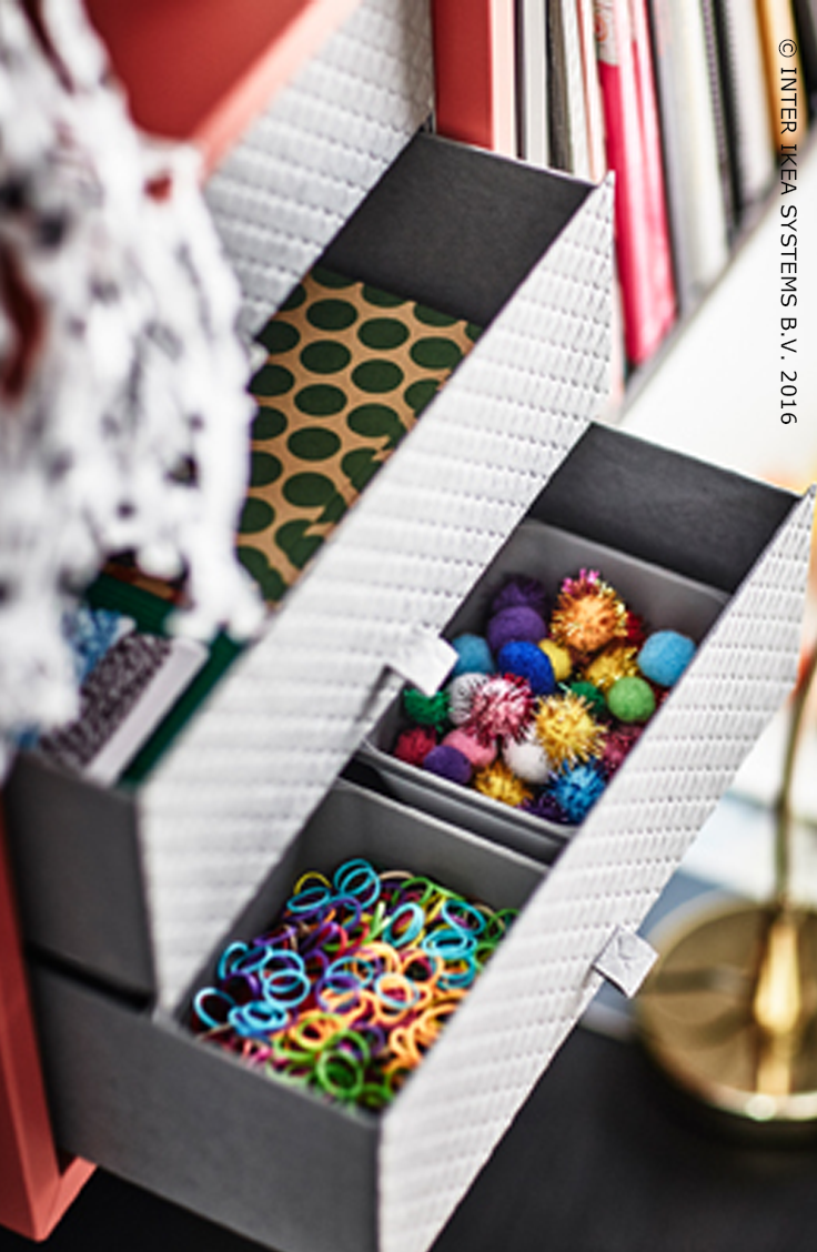 Maak je stilaan klaar voor het nieuwe schooljaar! Ontdek onze ideeën om de werkplek van je kids te organiseren! #IKEABE #IKEAidee  Get ready for the new school year! Discover our ideas to organise the workspace of your kids! #IKEABE #IKEAidea