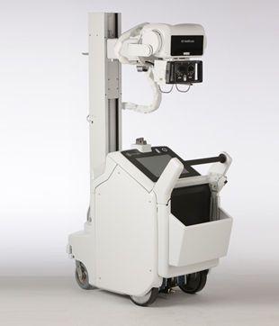 Mobile digital radiographic unit OPTIMA™ XR200AMX GE Healthcare
