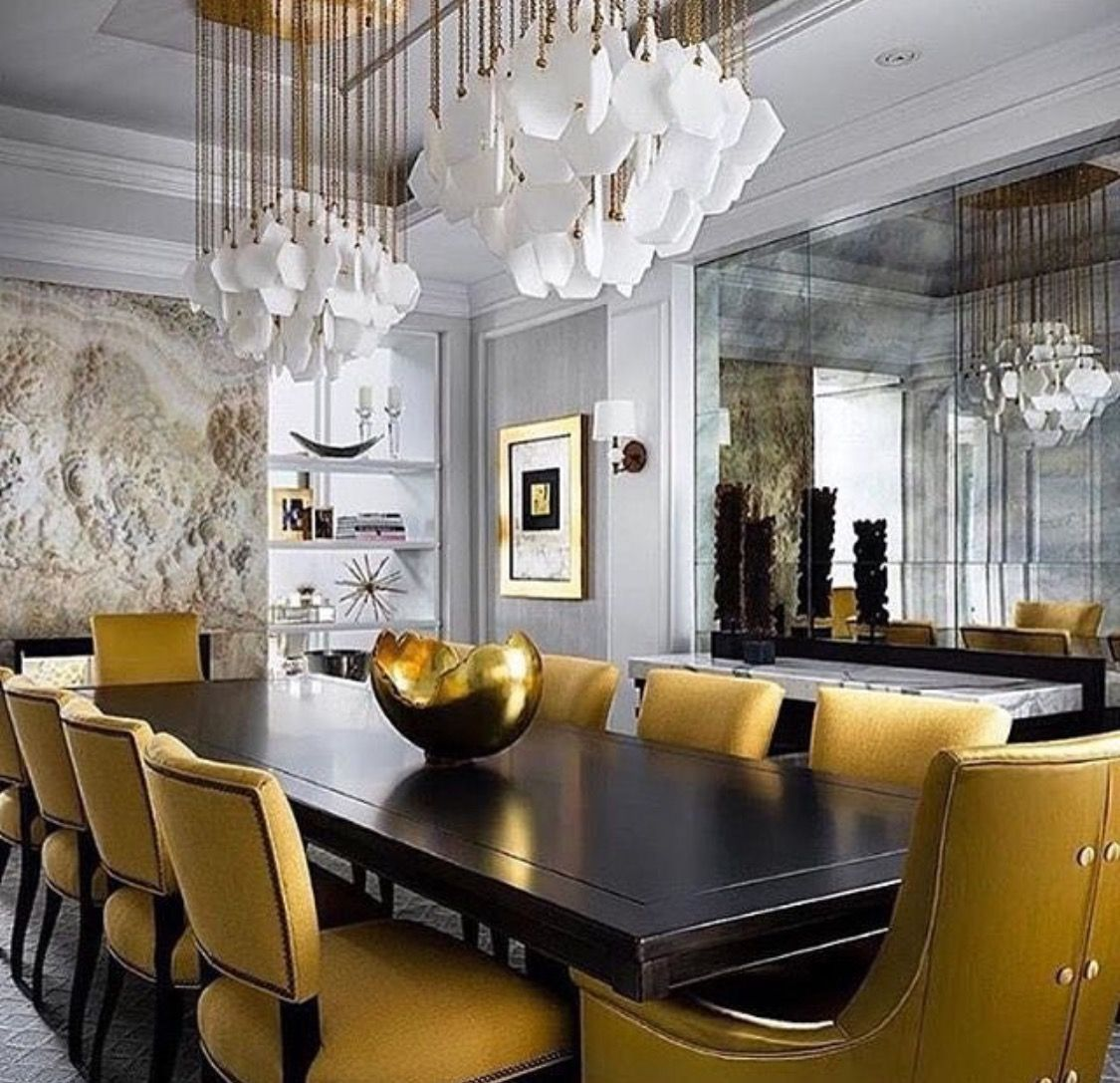 32 Elegant Ideas For Dining: Pin By South Shore Decorating Blog On DINING ROOMS