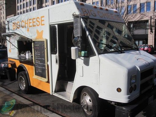 The Big Cheese Food Trucks Pinterest Food Food Truck And