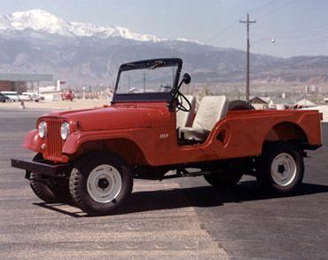 Jeep History 1950s Jeep Enthusiast Jeep Cj6 Jeep Cj Willys Jeep
