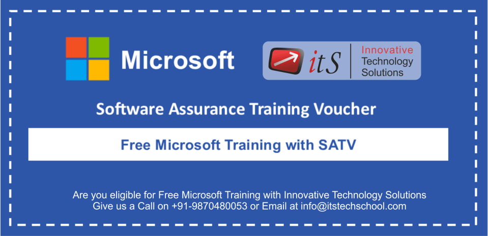 redemption of microsoft sa training vouchers software assurance