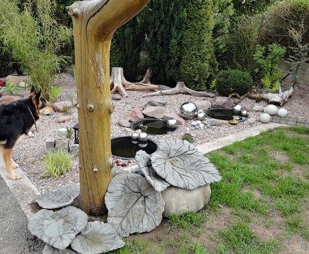 Schon Gartendeko Selber Machen Aus Beton